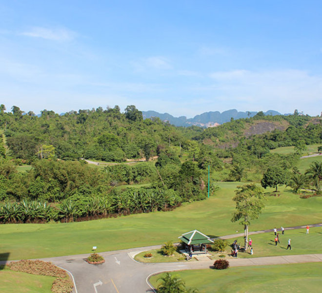 Ratchaprapa golf course 2