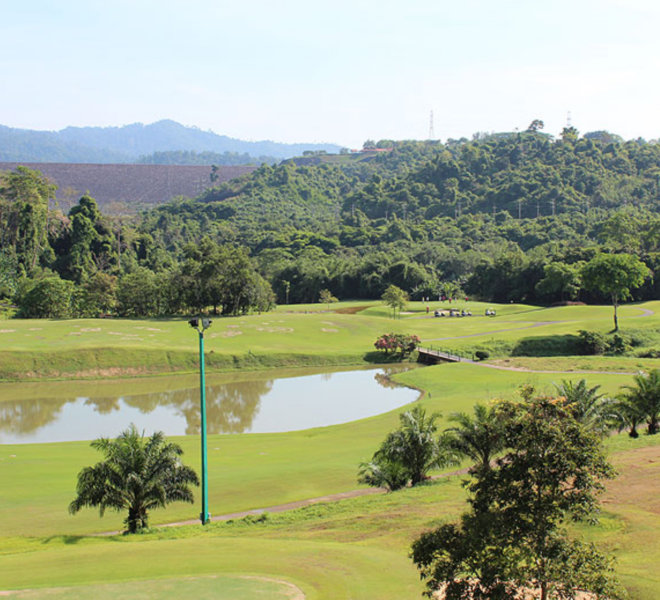 Ratchaprapa golf course 3