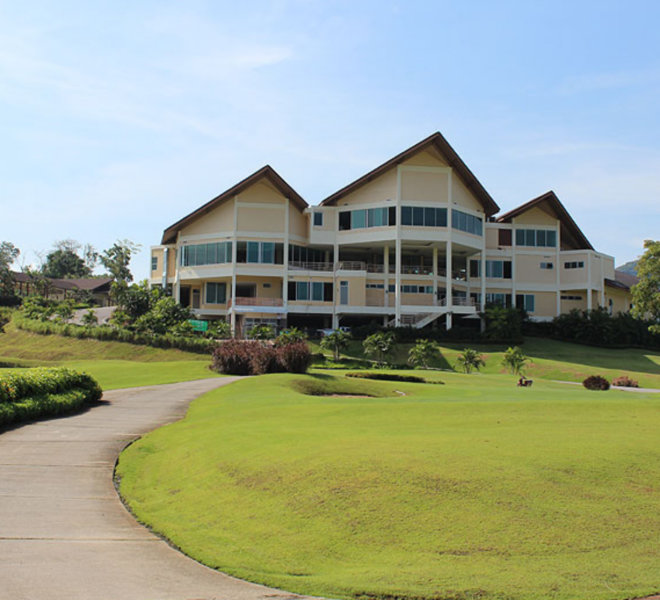 Ratchaprapa golf course 5